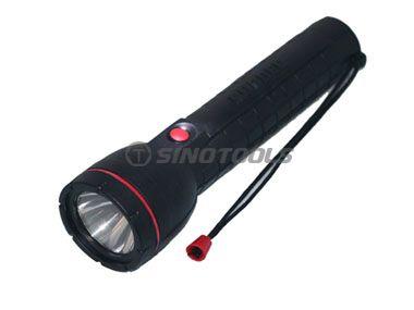 Rubber Flashlight