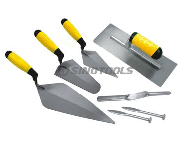 Trowel with TPR +ABS Set