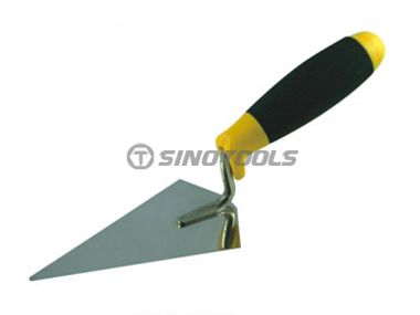 Bricklaying Trowel with TPR+ABS Handle