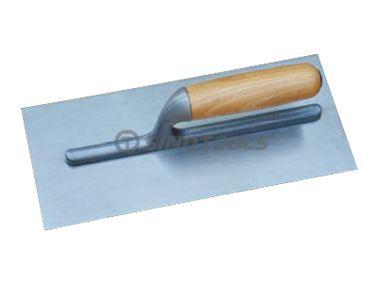 Plastering Trowel with Wooden Handle