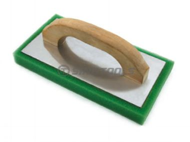 Mud Board with Wooden Handle
