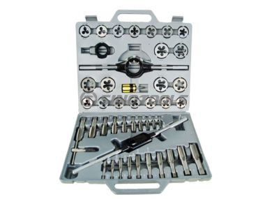 45Pc Tap And Die Set
