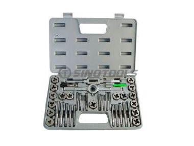 40Pc Tap And Die Set