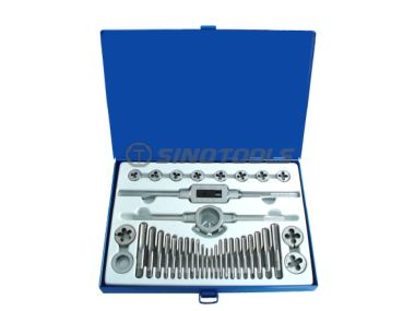 36Pc Tap And Die Set