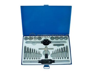 28Pc Tap And Die Set