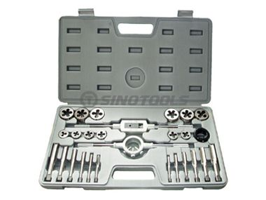 27Pc Tap And Die Set