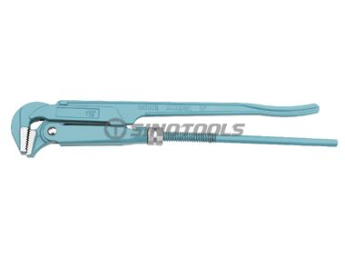 90° Light Duty Bent Nose Pipe Wrench