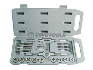 24Pc Tap And Die Set