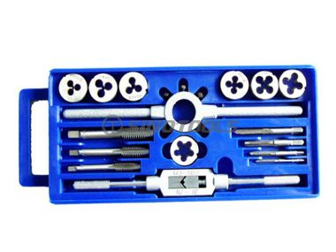 16Pc Tap And Die Set