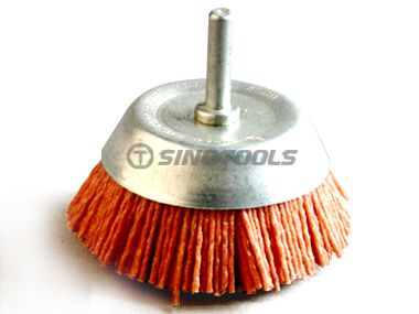 Shaft Mounted Cup Brush