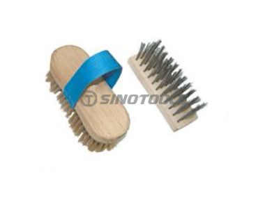 Steel or Brass Wire Brush