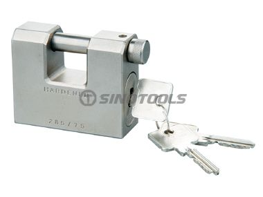 Hardened Solid Steel Padlock