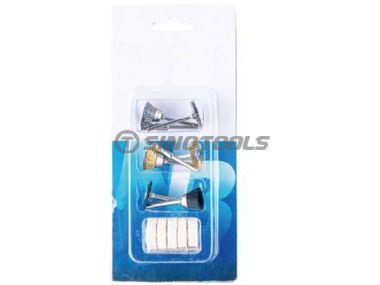 15Pc Polishing Accessories Set
