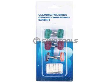 12Pc Polishing Accessories Set