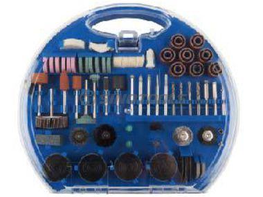 190Pc Polishing and Grinding Accessories Set