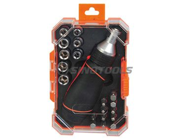 20pcs ratchet screwdriver set