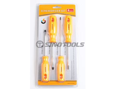 4Pc Screwdriver Set