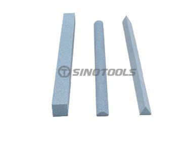 Bar abrasive stone