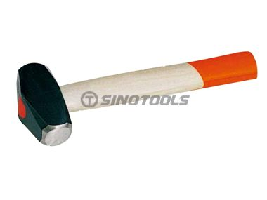 American Type Stoning Hammer With Bleaching Handle