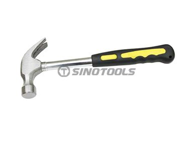 American Type Claw Hammer With Steel Handle