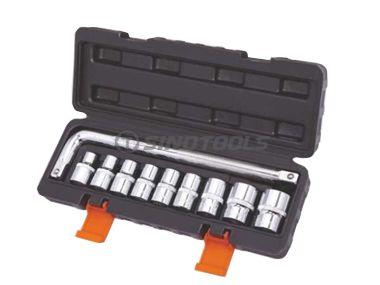 10Pc 1/2''Dr.Socket Set