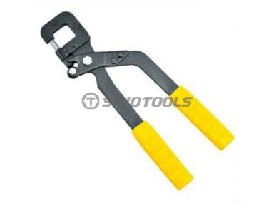 Long-handle light steel keel clamp