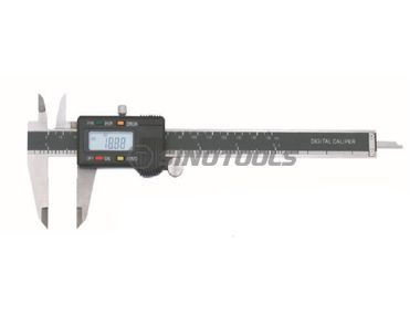 4-key Digital Calipers with Small Large Screen