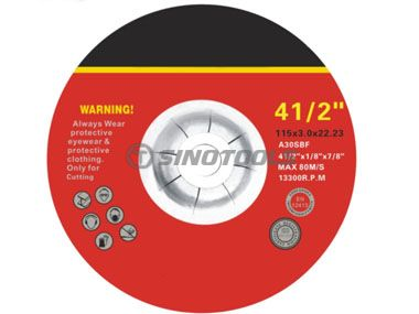 Metal Diamond Cutting Wheel