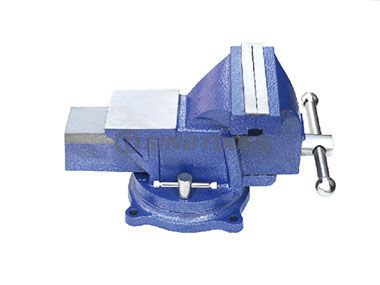 Ultralight activity with anvil vise