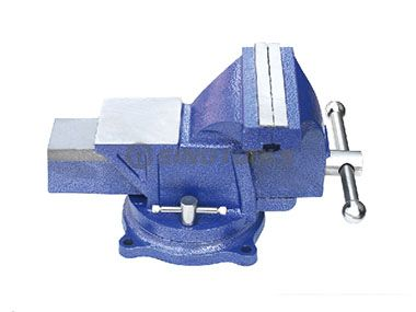 Lightweight activity with anvil vise