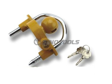 Trailer Lock/Coupler Lock