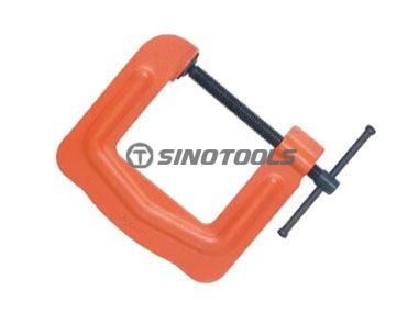 G Type Heavy Duty Carpenter's Clamp