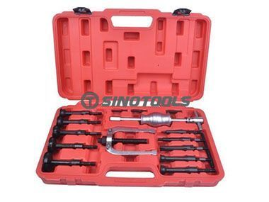 16Pc Bearing Extractor Set