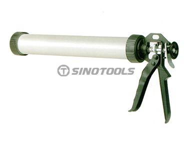 600ML Aluminum Canister Circumgyrates Style Caulking Gun