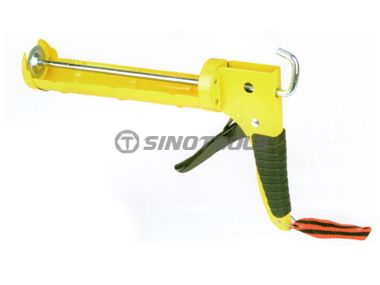 Have Tooth Style Caulking Gun With Rubber