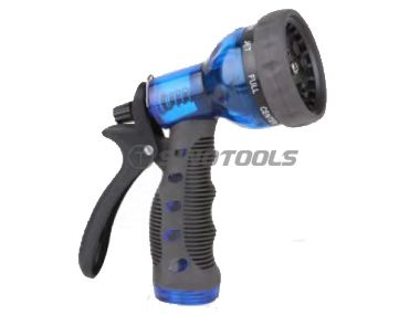 8-PatternTransparent Spray Nozzle