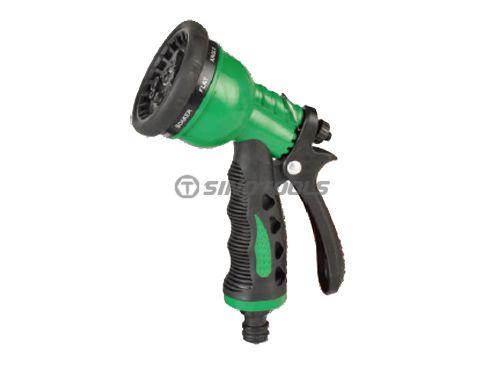 10-Way Plastic Hose Nozzle