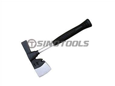 Hatchet-Type Hammer With Tubular Steel Handle