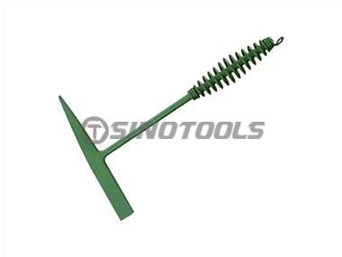 American Type Chipping Hammer with Spring Handle