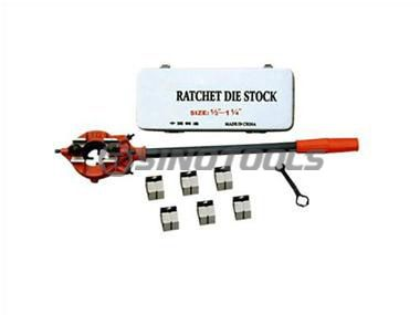 Ratchet Die Stock
