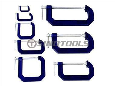 Cast Steel C-Clamp