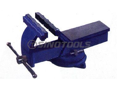 Economy Type All Steel Bench Vise Swivel W/Anvil