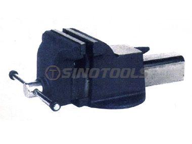 Nodular Cast Iron Bench Vise Fixed W/Anvil