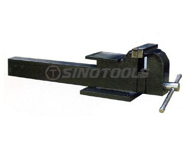 All Steel Fixed New Remodel Type Bench Vise