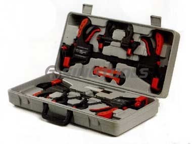10Pc Clamp Set