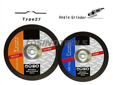 Grinding Wheels W/Hub