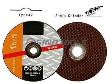 Resinoid Reinforced Flexible Wheel