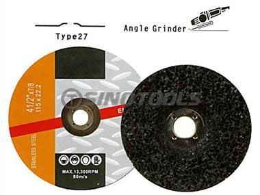 Depressed Center Nylon Abrasive Wheels