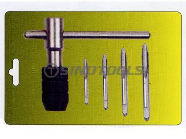 5Pc Metric Tap Set