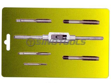 6Pc Metric Tap Set